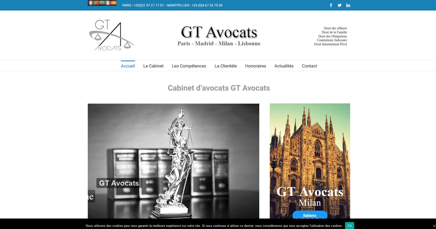 Cabinet d avocats GRAFFET TOBON Montpellier et Paris