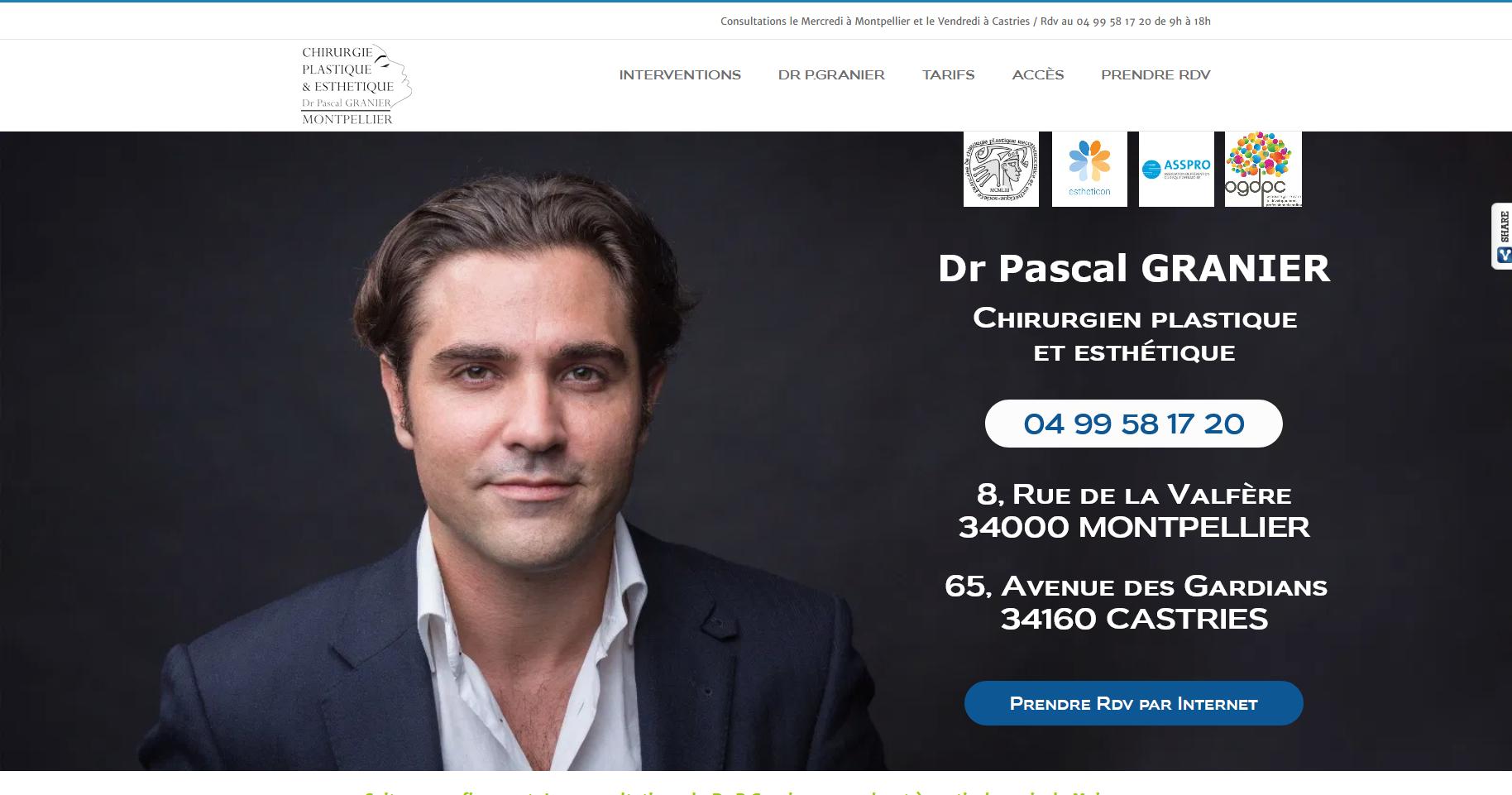 Dr-pascal-granier.fr