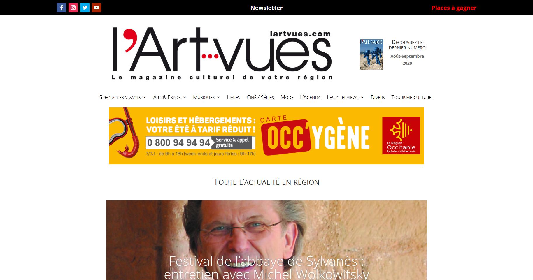 Lartvues.com