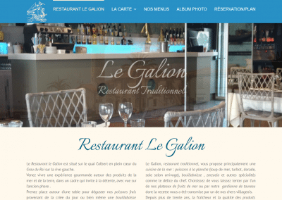 Restaurant-le-galion.net