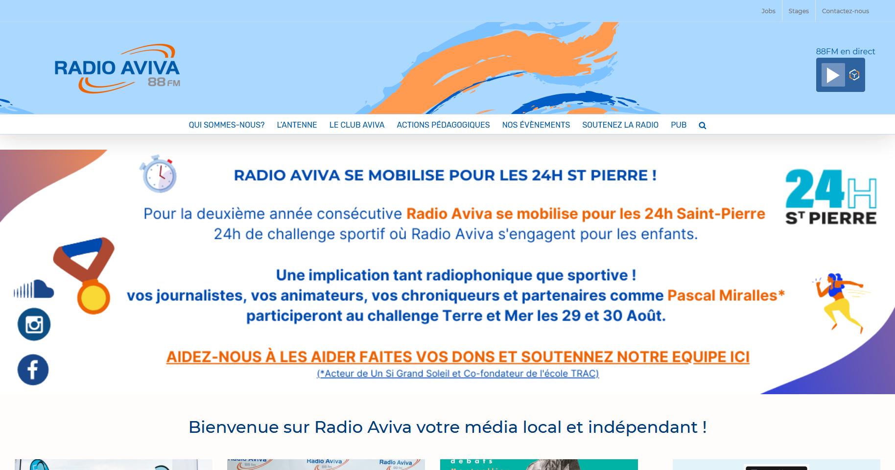 Radio-aviva.com
